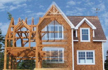 Post and Beam Home Designs and Floor Plans – Lindal Cedar Homes ...