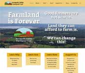 Annapolis Valley Farmland Trust website