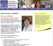 Association of Workplace Educators of Nova Scotia