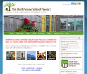 The Blockhouse School Project website