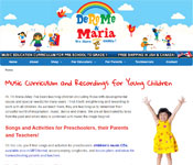 Do Re Me and Maria website