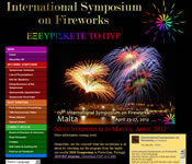 International Symposium on Fireworks