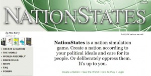 NationStates.net screenshot