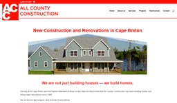 Carpenter in Cape Breton